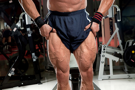 How To Build Massive Legs